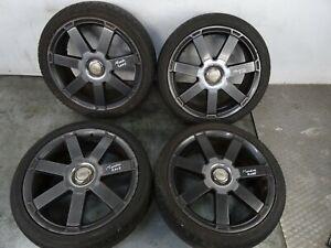"Ford Mondeo 2005 18"" Alloy Wheel & Tyre Full Set 225 40 R18"