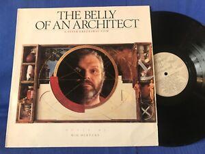 WIM WERTENS BELLY ARCHITECT LP ORIG FRANCE NEAR MINT