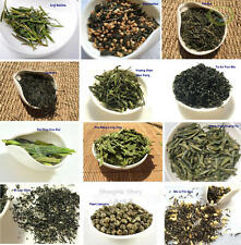 12 Types Assorted Famouse Chinese Green Tea 10g*12