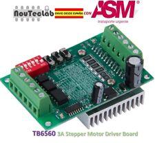 TB6560 3A Drives CNC Stepper Motor Controller Single Axis 10 Files TB6560AHQ