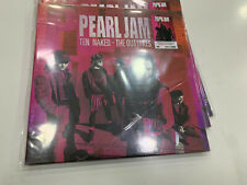 PEARL JAM LP TEN NAKED THE OUTTAKES MAGENTA  291/300