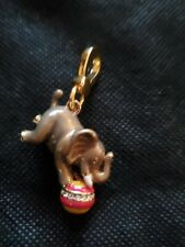 Juicy Couture Circus Elephant Charm