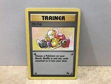 Pokemon Trading Cards Trainer Mr. Fuji TCG Nintendo 58/62 Fossil Uncommon