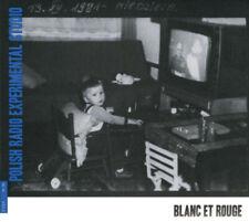Blanc et Rouge 3CD Polish Radio Experimental Studio Penderecki, Rudnik, Knittel