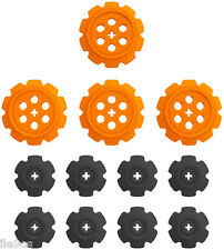 Lego SPROCKETS Kit (technic,mindstorms,wheel,nxt,robot,tracks,ev3,tread,links)