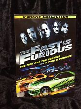 The Fast And The Furious And 2 Fast 2 Furious 2 Movie Collection