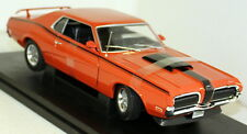 Nex 1/18 Scale 1970 Mercury Cougar Eliminator Orange Diecast model car