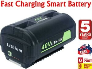 Battery For Ryobi 36V 40V 4.0Ah BPL3640D2 RLM36BL BPL3650D BPL3620D BPL3626D2