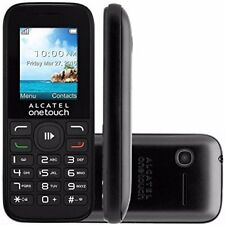 Alcatel Dual Sim Unlocked GSM  2G Duos Quad Band Cam 1050D Radio FM Mp3 Player