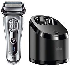 Braun Series 9 9090cc Elektrischer Rasierer mit Clean&Charge Reinigungsstation