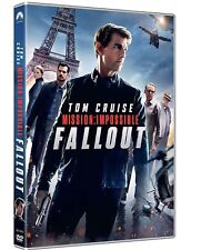 MISSION IMPOSSIBLE 6: FALLOUT (DVD) Tom Cruise
