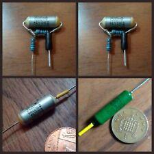 More details for guitar capacitor set, 2x tone saver 500k treble bleeds, 1x0.015uf 1x0.022uf caps
