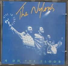 The NYLONS 4 Four On The Floor CD 13 track LIVE IN CONCERT Dream Wildfire Amazon