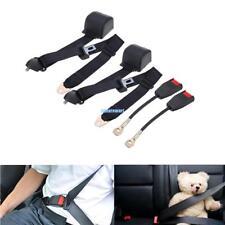 2x 3 Punti Per La Cintura Universale Bambini Cintura Di Sicurezza Per Auto 30cm