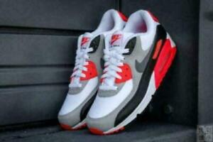 UK Top Mens Womens AIR MAX 90 Trainers sneaker Running Shoes Casual Shoes