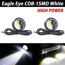 2X LED Eagle Eye Light Projector Lamp Parking Fog Light Driving DRL Backup Bulb