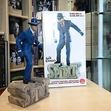 The Spirit Statue Will Eisner Dark Horse DC Comics Superman Batman