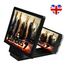 Mobile Phone Screen Folding 3d Magnifier Portable HD Amplifier Enlarge Stand