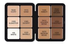 NEW MAKE UP FOR EVER 12 ULTRA HD INVISIBLE COVER CREAM FOUNDATION PALETTE BNIB