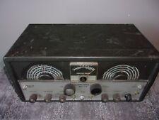 VINTAGE HALLICRAFTERS SX-99 HAM RADIO RECEIVER