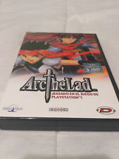 ArcTheLad Completa Dvd Selecta Vision