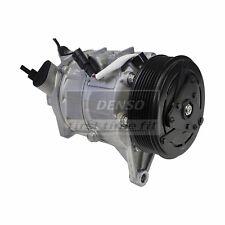 A/C Compressor and Clutch-New Compressor DENSO fits 07-12 Nissan Altima 3.5L-V6