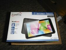"""Supersonic SC-2207, 7 """" Capacitive touch display 4 GB Android tablet IOB"""