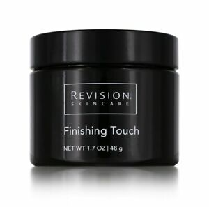 Revision Skincare Finishing Touch Microdermabrasion Cream 1.7 oz New! Fresh!