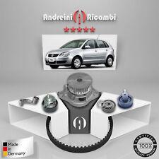 KIT DISTRIBUZIONE + POMPA ACQUA VW POLO IV 1.4 16V 59KW 80CV 2006 ->