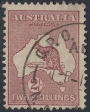 AUSTRALIA  1935   2/-   ROO    SG 134  GOOD  USED