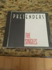 The Pretenders The Singles CD 1987 Sire 9 25664-2