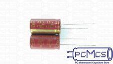 1 of ELNA For Audio ROA Cerafine 25V 470UF HI-FI Made in Japan Capacitor Red Ver