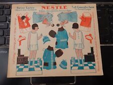 ART DECO CLASSIC CUT OUT DOLL / DESIGN     TO FRAME ?   GREAT GIFT POTENTIAL E