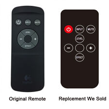 Remote Control For Logitech Z906 Computer Speakers Wr Coin Battery Inside