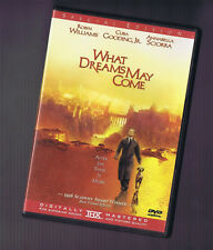 What Dreams May Come (Dvd) Robin Williams Cuba Gooding Jr Very Good w/ Insert