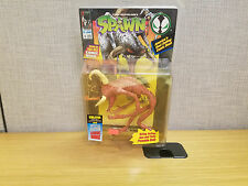 Todd Toys Spawn Red Violator figure with Comic Book, new in the box!