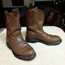 Vintage Red Wing Pecos Boots #1167 Men's Size 7EE Very Good Condition