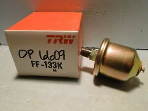 1967-1968-1969 Mercury Cougar NOS Oil Pressure Switch Sensor C7ZZ-9278-A OP6609