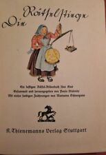 Album d'enfants illustré par Paula Walendy.- En allemand, 1940