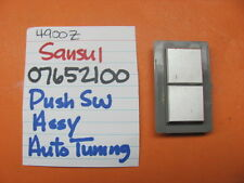 Sansui 07652100 Push Switch Knob Assembly For Auto Tuning Stereo Receivers