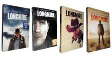 Longmire The Complete Series Seasons 1-5 Season 1 2 3 4 5 (DVD)