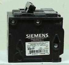 Siemens Q230 30A 2P Circuit Breaker Generac 0E7888A