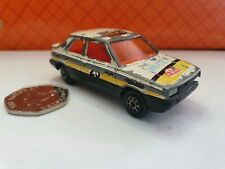 Renault 11 R11 Majorette 1986- Opening Sunroof and Hook at rear. Red interior.