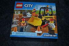 LEGO CITY DEMOLITION STARTER SET 60072 FACTORY SEALED