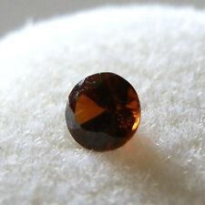 Natural red zircon...quality gem...0.43 Carat