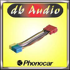 Phonocar 4/618 Cavo Connettore Prolunga MINI ISO 18 cm