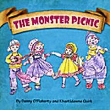 DANNY O'FLAHERTY & KHAETIDAWNE QUIRK - THE MONSTER PICNIC - CD, 2005