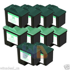 10 PACK Lexmark Ink Cartridge 16 26 High Capacity LEXMARK 16 26 10N0016 10N0026
