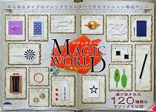 Tenyo Japan 115350 MAGIC WORLD with DVD (Magic Trick)