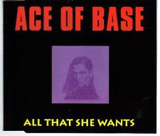 ACE of base: all that she wants